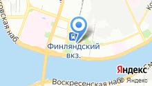 1-я Рюмочная на карте