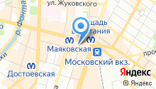 Сентябрь на карте