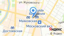 Брынза на карте