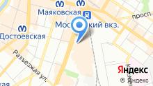 1-е Антиколлекторское агентство на карте
