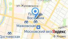 ALBIONE на карте