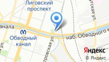 Abris на карте