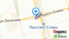 Advline на карте