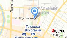 AKYAN HOTEL на карте