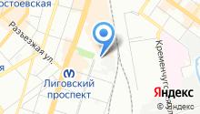 AGENT на карте