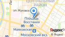 1st Л К М на карте