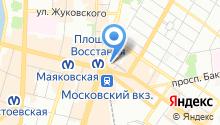*алесса* на карте