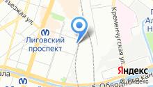 Akbspb.com на карте