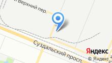 ABC-КОМПЛЕКТ на карте