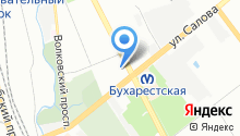 ABTST на карте