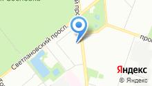 19 отдел полиции Управления МВД Выборгского района на карте