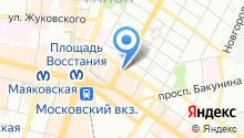 юридический центр кредитные юристы на карте