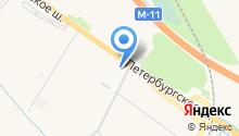 #MDeal на карте