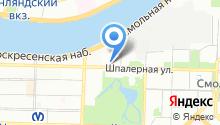 ALL RIDE SERVICE на карте