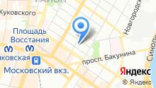 A.R.T. на карте