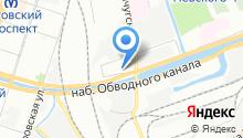 26-я Военная Автомобильная инспекция на карте