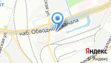Alcatel-Lucent на карте