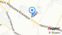 ABM-сервис на карте