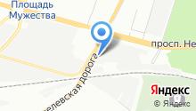 1С: Бизнес Техника Петербург на карте