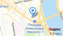 A-rent на карте