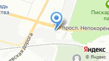 AggroStudios на карте