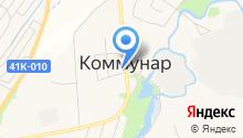 Почтовое отделение №320 на карте