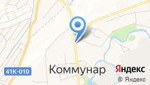 Центр Здоровья, МКУ на карте