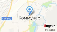 Магазин мяса на карте