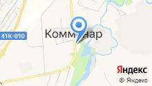Лабиринт.ру на карте