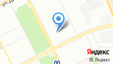 1085, ЖСК на карте