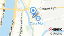 Веломастерская на карте