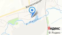 Коммунаровская городская поликлиника на карте