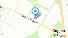 №323, ЖСК на карте