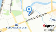 52 отдел полиции Управления МВД Красногвардейского района на карте