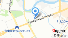 3DElizium на карте