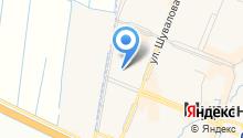 GreenЛандия на карте