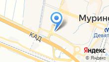 КоммуналСервис-СПб на карте