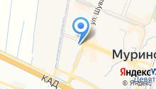РЕСО-Гарантия, СПАО на карте