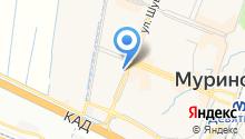 ХЛЕБ`S на карте