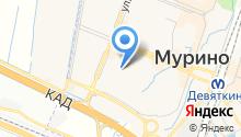 Петербургская недвижимость на карте