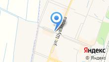 Шаверма на карте