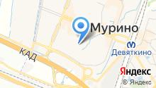 Муринская средняя общеобразовательная школа №1 на карте