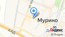С-КРЕП на карте