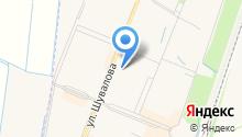 Лидер Групп, ГК на карте