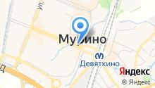 КМД на карте