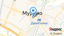 МАВИС на карте