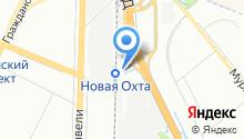 Ренотек на карте