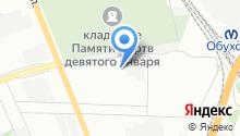 3 Reds, агентство печати на карте