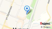 ТАЛАН на карте