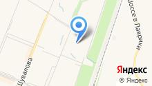 ЛенСпецСтрой на карте